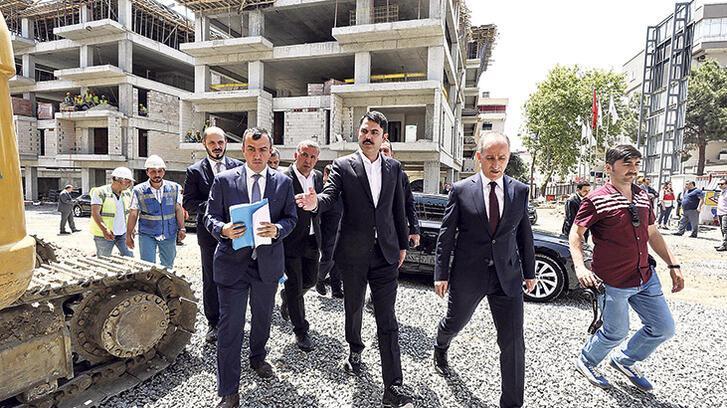 İstanbul'da 116 bin konut dönüşüyor