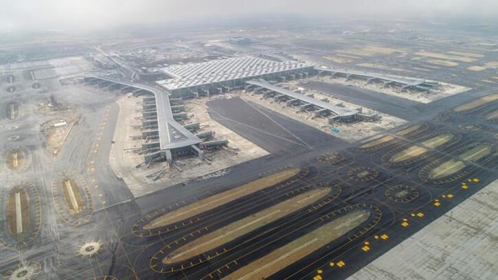 """Havalimanlarına """"uçulabilir sertifikası"""" için çalışmalara başlandı"""