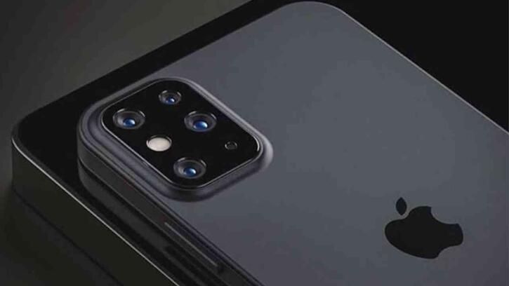 2021 yılında çıkacak iPhone 13 4 kamera ile gelebilir!