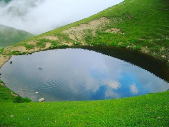 Gümüşhane'de, Dipsiz Göl karmaşası