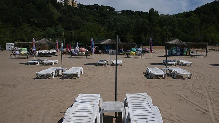 İstanbul'un plajları 1 Haziran'a hazır!