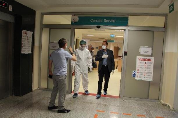 Şemdinli Belediye Başkanı Saklı, koronavirüsü yendi