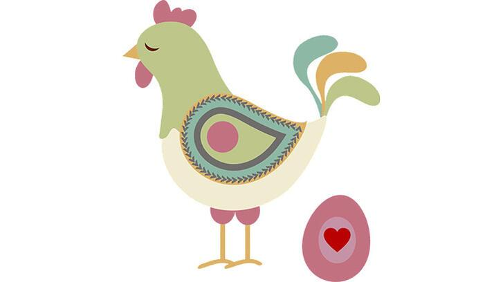 Yumurta derede karşıdan karşıya nasıl geçer bilmecesinin cevabı?
