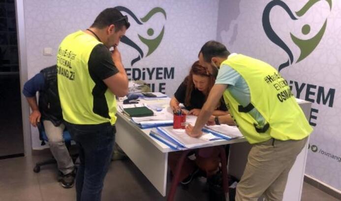 Osmangazi Belediyesi ihtiyaç sahiplerine ulaşıyor