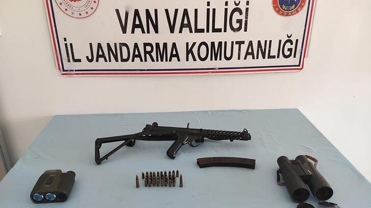 Van'da terör örgütü PKK'ya darbe