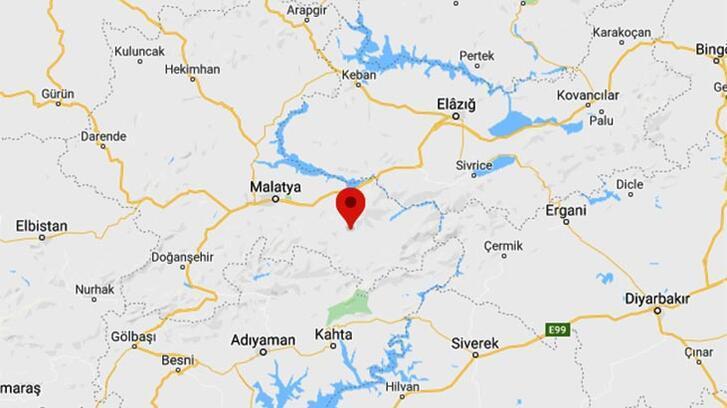 Son dakika | Malatya'da 5.0 büyüklüğünde deprem! Çevre illerde de hissedildi