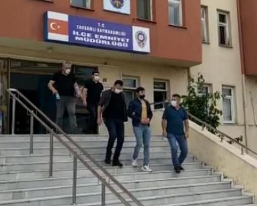 Kütahya'da uyşturucu şüphelisi tutuklandı