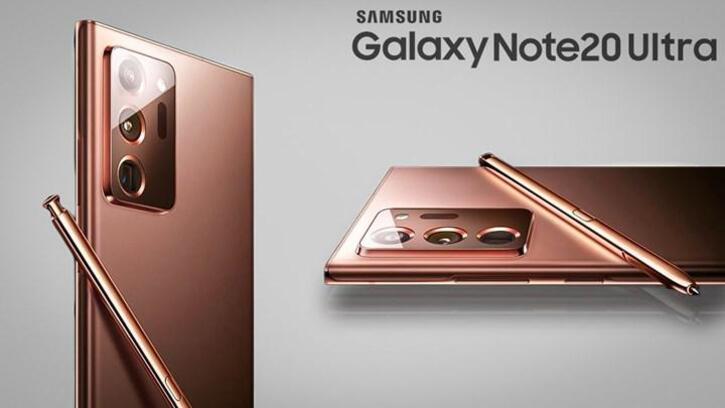 Samsung Galaxy Note 20'nin ne zaman tanıtılacağı açıklandı!
