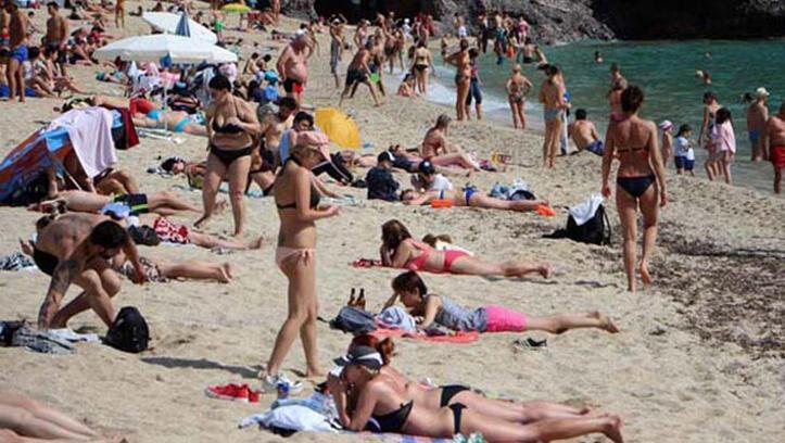 Hollandalı turistlerin Türkiye ısrarı devam ediyor