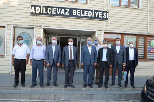 Adilcevaz ile Konya kardeş belediye oldu