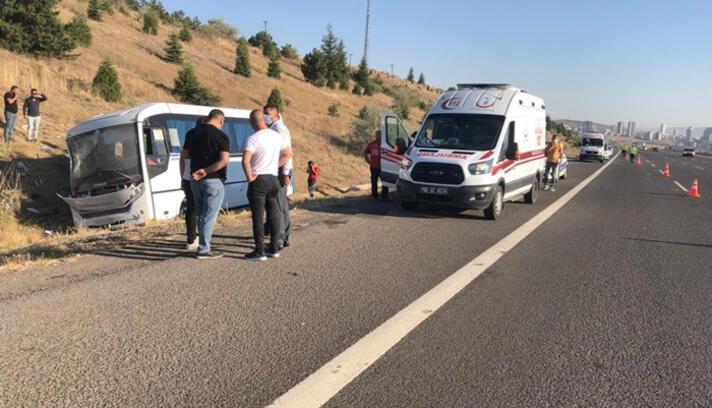 Son dakika... Ankara'da feci kaza! Ölü ve yaralılar var