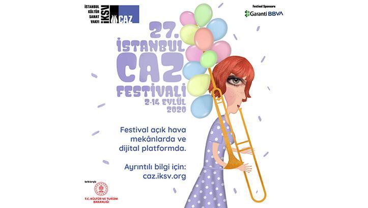 27. İstanbul Caz Festivali yeni programıyla Eylül'de