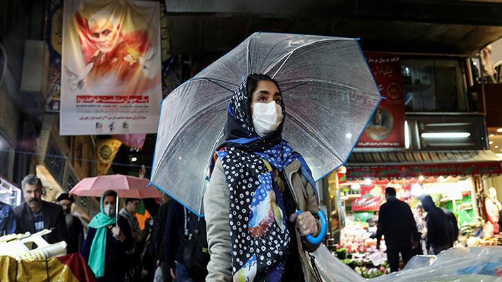 İran'da ölümler 19 bine yaklaştı