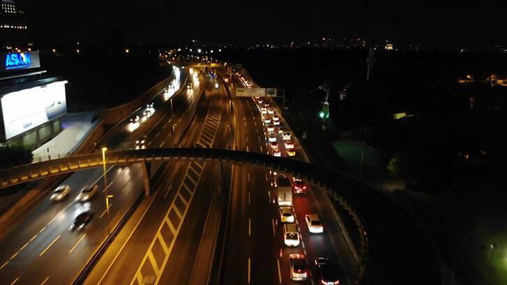 Edirnekapı Metrobüs İstasyonu'nda çalışma! Trafiğe kapatıldı