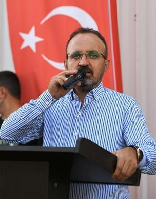 AK Partili Turan'dan, Geyikli ve Karabiga'ya doğal gaz müjdesi