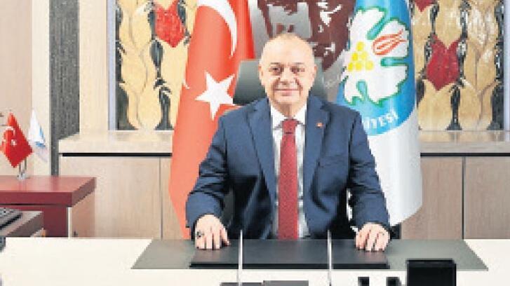 Muhtarlardan Başkan Ergün'e teşekkür...
