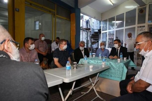 Başkan Eroğlu: Esnafımız ne kadar güçlü olursa, şehrimiz de güçlenir