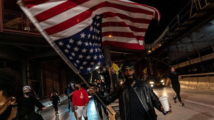 ABD'de, Taylor protestolarında 127 göstericiye gözaltı