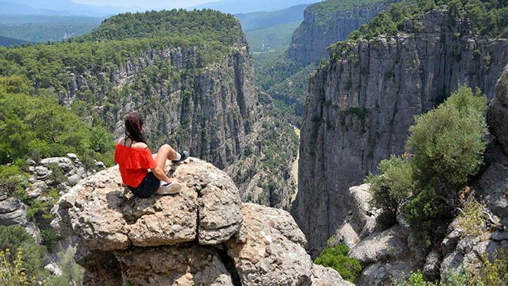 Türkiye'de görülmesi gereken kanyonlar