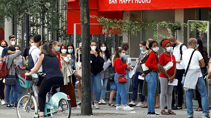 Fransa'dan korkutan corona virüs haberi! 24 saatte 14 bin 412 vaka...