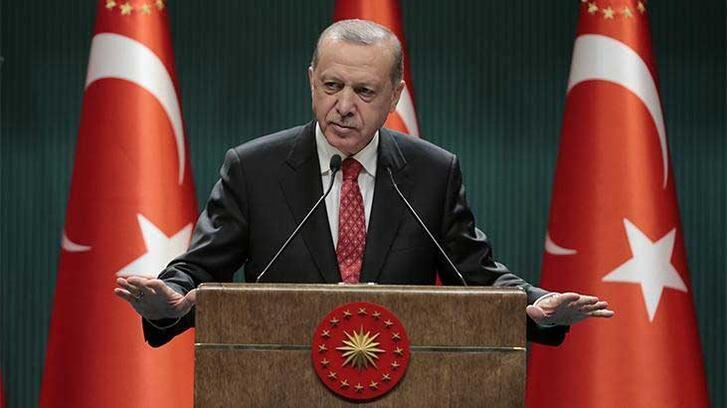 Son dakika... Cumhurbaşkanı Erdoğan'dan Azerbaycan'a destek mesajı!