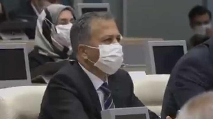 Vali Yerlikaya İl Filyasyon Takip Kurulu Toplantısı'na katıldı