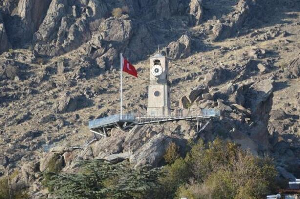 Sivrihisar seyir terası projesine ulusal ödül