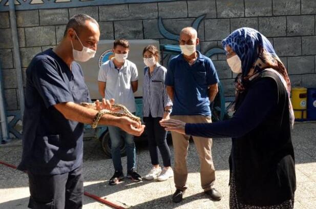 Tarsus Gençlik Kampı'nda şehit yakınları ağırlanıyor