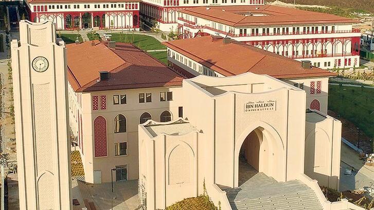 İbn Haldun Üniversitesi külliyesi açıldı