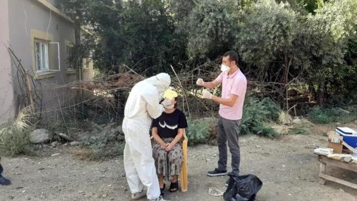 Osmaniye'de 55 filyasyon ekibi saha çalışmalarını sürdürüyor