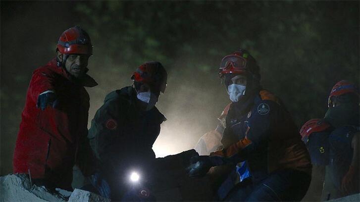 Son dakika: İzmir'de can kaybı 39'a çıktı