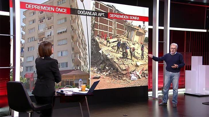 Prof. Dr. Haluk Sucuoğlu: Bina deprem yokmuş gibi yapılmış