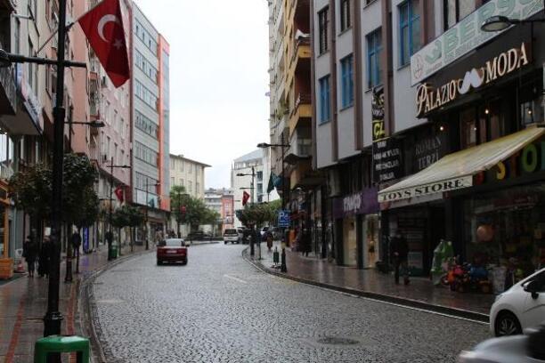 Rize'de sigara yasağına uymayan 56 kişiye ceza