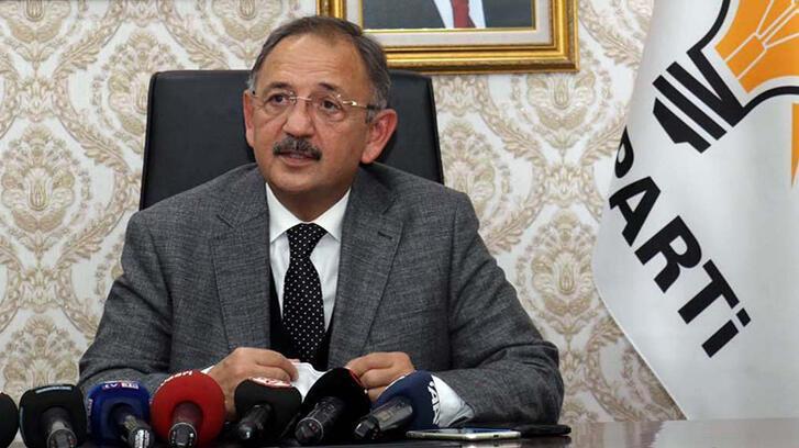 AK Parti'li Özhaseki ile eşinin korona tedavisi hastanede sürecek!