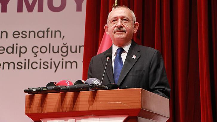 Kılıçdaroğlu: Esnaf Bakanlığı kurulmalı