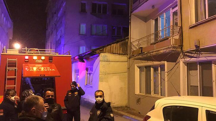 Bursa'da korkutan yangın! Ekipler oraya koştu