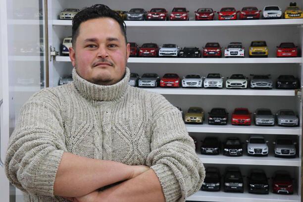 Otomobil tutkusu: 100 bin lira da verseler kesinlikle satmam