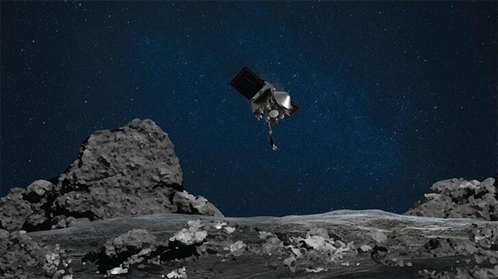 NASA'dan yeni karar! 1 dolar ödeyecek