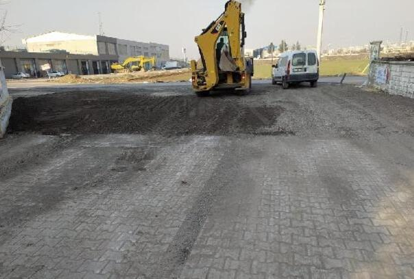Nüfusu 150 bine yaklaşan Bağcılar Mahallesi'ne yeni yollar kazandırıldı