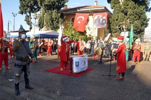 Atatürk'ün Osmaniye'ye gelişinin 96'ncı yılı kutlandı