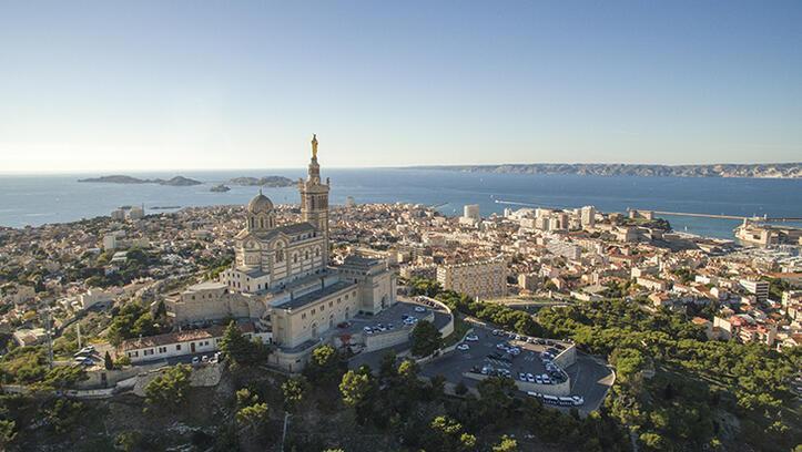 Fransa'nın Akdeniz'deki kalbi Marsilya
