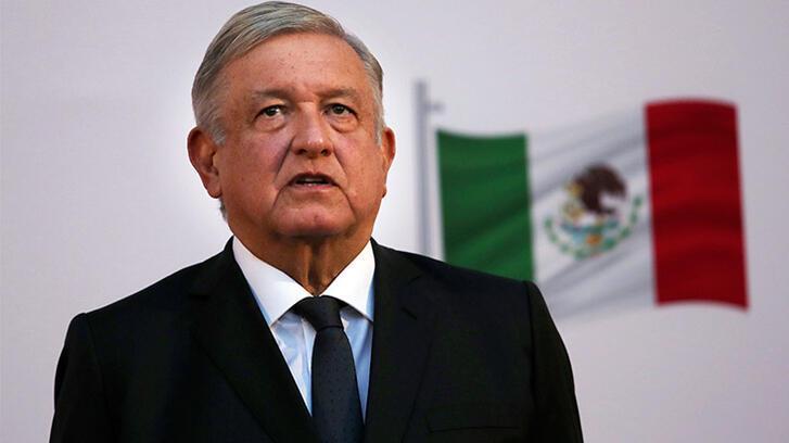 Meksika Devlet Başkanı Obrador, Joe Biden ile görüştü