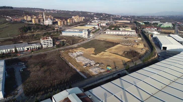 Zonguldak'ta Eve Dönüş Projesi'nde fabrikalar açılmaya başladı
