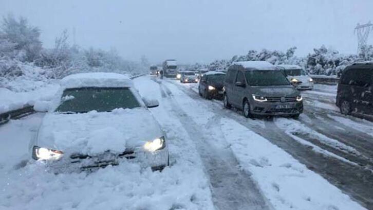 Son Dakika: Karda kaza yapan sürücüler dikkat! 'İcra' şoku...