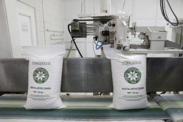 Uşak Şeker Fabrikası'ndan 135 milyon liralık katma değer