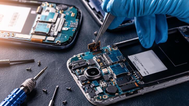 Tüm elektronik cihazlar koruma altında