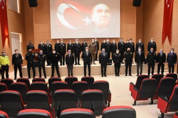 Ordu Emniyeti'nde terfi heyecanı