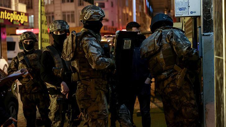 Son dakika: İstanbul'da terör örgütüne operasyon! Çok sayıda gözaltı var