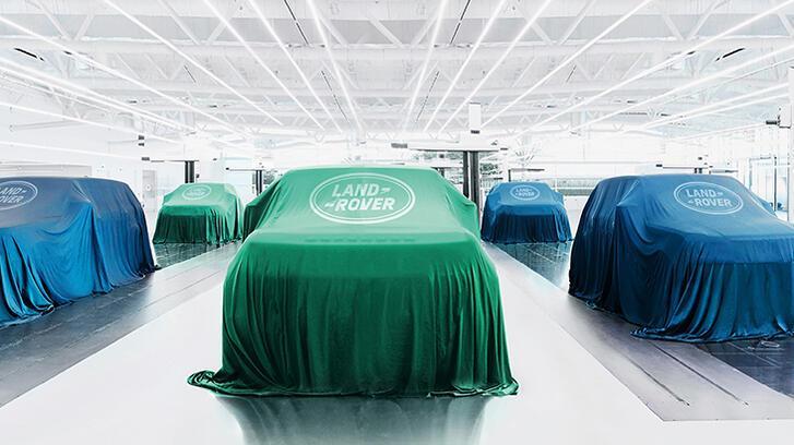 Jaguar Land Rover'ın hedefi sıfır karbon ayak izi