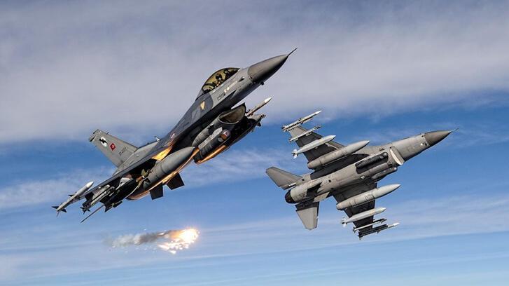 Son dakika... SSB'nin önemli projesi başladı! F-16 savaş uçakları modernize ediliyor